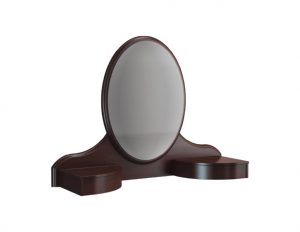 Надставка с зеркалом