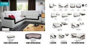 Модульная мебель Luna
