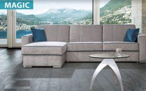 Угловой диван Magic