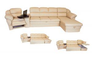 Угловой диван Oktawia IV