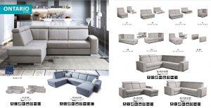 Модульная мебель Ontario