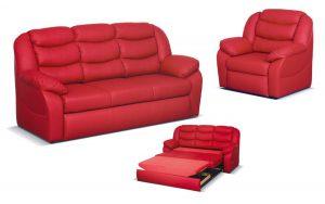 Комплект мягкой мебели Stella