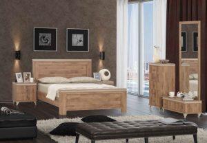 Argaman bedroom