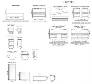 Europe bedroom