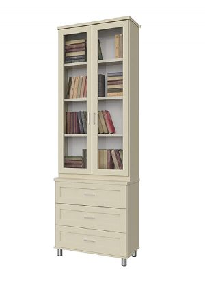 Guber bookcase 2dl 3m