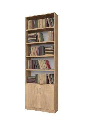 Guber bookcase 2dr