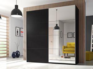 helvetia beta cabinet black mirror