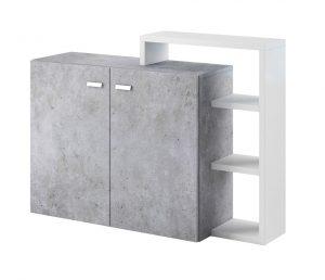 Helvetia bota bialy beton commode 2d