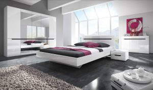 Helvetia hektor bedroom white