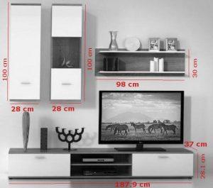 Стенка WOW I Home Concept