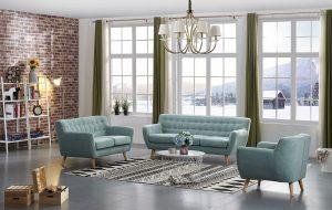 Комплекты мягкой мебели (3,2,1)
