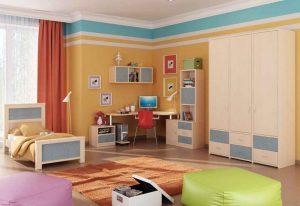 Детские комнаты Guber